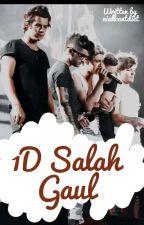 1D SALAH GAUL by fakeArini