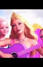 Barbie vois comme nous volons haut by MiniGirly