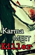 Karma Meet Killer (Jeff the Killer) DISCONTINUED by ZahrahAmalia