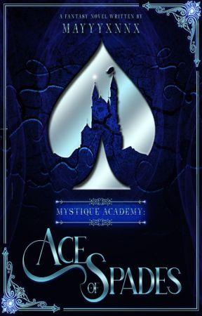 Mystique Academy: Ace of Spades by junhara_b2stforever