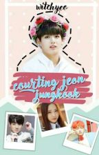 Courting Jeon Jungkook (COMPLETED) by drewcasso