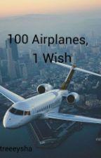 100 Airplanes, 1 Wish by treeeysha