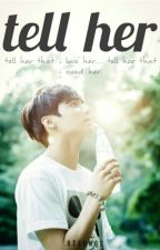 Tell her (JungKook) by btsongs