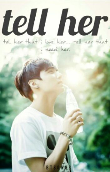 Tell her (JungKook)