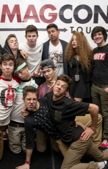 Magcon Imagines and Prefrences