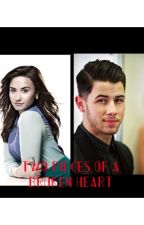Two pieces of a broken heart - part one by ddlovato_fanfic