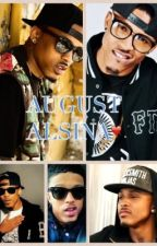 August alsina by miss__cute101