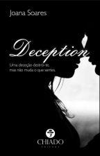Deception  ➳Harry Styles #Wattys2016 ✔ by joanasmilestyles