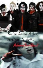 You're Living A Lie, Straight To Hell. (Zombies and MCR) Oneshot by KeroseneZombie