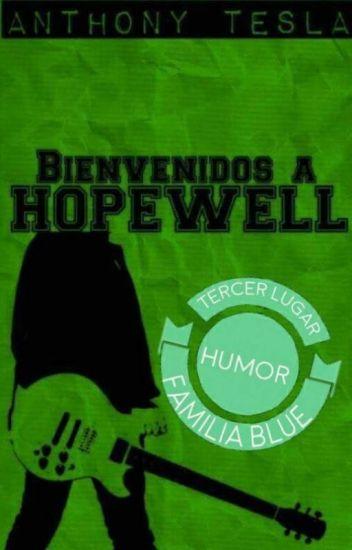 Bienvenidos a Hopewell #BlueAwards17