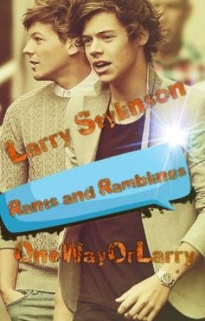 Larry Stylinson Rants and Ramblings (And possibly Analysis) :D by donnyslouis