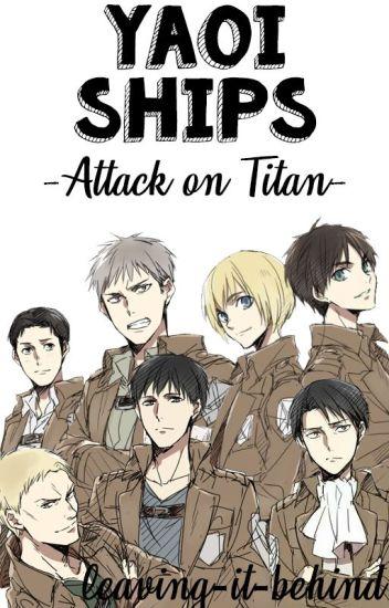 Yaoi Ships - Attack on Titan
