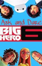 Ask Big Hero 6! (Including Tadashi) by HoneyLemon_rp