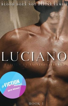 Luciano | taken down for editing  by taintedkissesxo