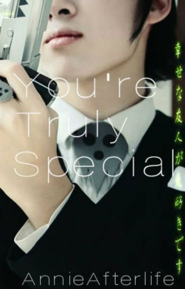 You're Truly Special {Death The Kid x Reader}