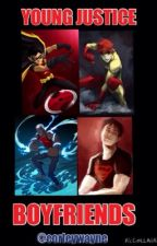 Young Justice Boyfriends by corleywayne