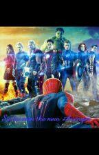 Spiderman the new Avenger by spiderloki123