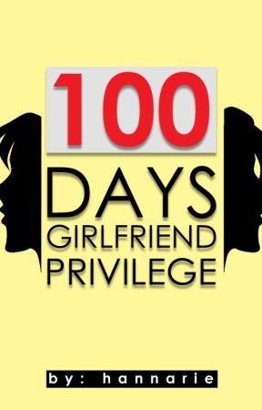 100 days Girlfriend Privilege (Lesbian Story) by hannarie_21