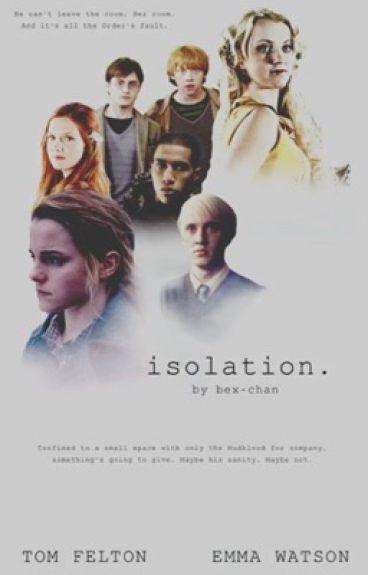 isolation • dramione (türkçe çeviri)
