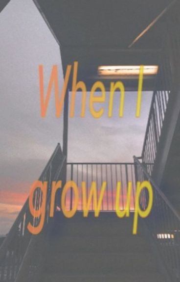 [Seventeen][CheolSoon] - When I Grow Up