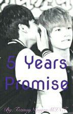 [ONESHOT] VKook - Lời Hẹn Ước 5 Năm (5 Years Promise) by Tears_Lover