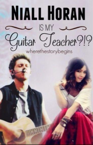 Niall Horan Is My Guitar Teacher?!? *editing*