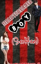 Heartbreaker Boy(SeoHan) by -KnightInANight