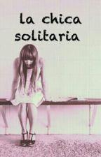 la chica solitaria by moreg2