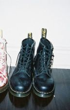 The Girl in the Combat Boots by JacelynMaher