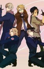 why in the world (A hetalia fanfiction) by spiritkittens