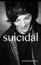 suicidal ➵ larry stylinson by stockholmxlarry