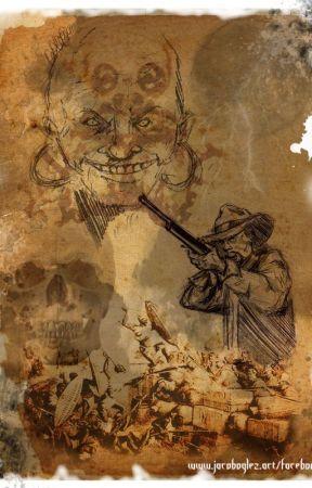 Allan Quatermain y la Tribu de la Araña Parte 4 by MiguelAngelNaharro