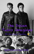 The Dolan Twins imagines by Grethancarpendail2