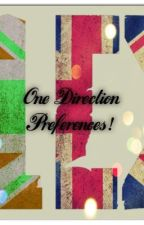 One Direction Preferences by FallenHasel