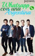 WhatsApp con una Argentina »HUMOR by Payneex
