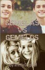Gemelas vs Gemelos by GisselEmily