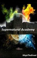 Supernatural Academy by MajaTheGreat