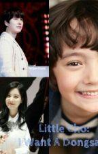 Little Cho : I Want A Dongsaeng by jadenpearl