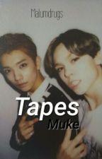 Tapes || german Muke ff by HolyMalum-