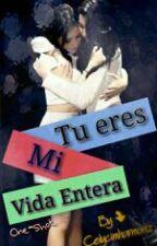 Tu eres mi vida entera - one shot Camren by CELYCIMHARMONIZ