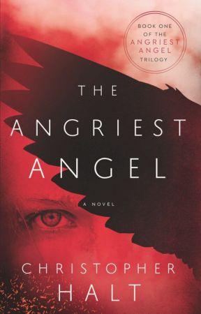 The Angriest Angel by ChrisHalt
