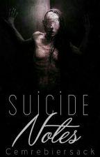 Suicide Notes by jettblacksoul