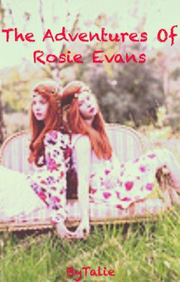 The Adventures of Rosie Evans(Marauders)