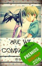 ARE WE COMPATIBLE? (Ninjago)  Ganadora de los Premios Ninjago 2016  by JELYooLIZZ