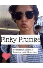 Pinky Promise // Brad Simpson by thevamps_caitlyn