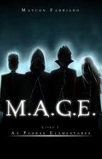 M.A.G.E.Livro I - As Pedras Elementares by mayconfabriano