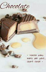 Chocolate by inggum