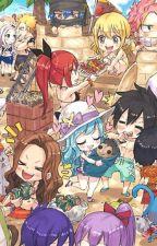 Les couples de Fairy Tail by ToutesLesHistoires
