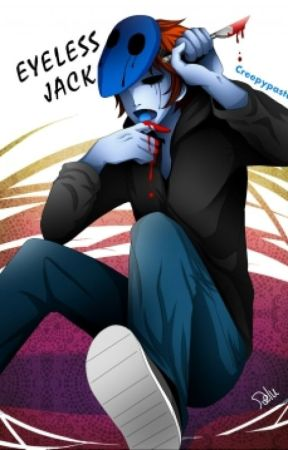 Eyeless Jack: Jacking Off by axelesloca