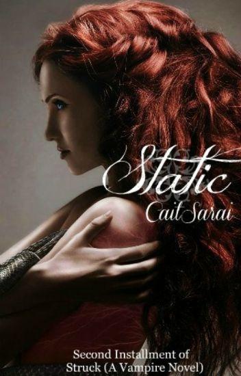 Static (A Vampire Novel) On Hold- Sample Only